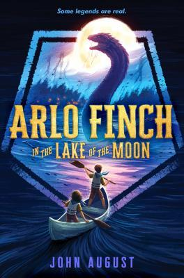 Arlo Finch in the Lake of the Moon (Arlo Finch #2)