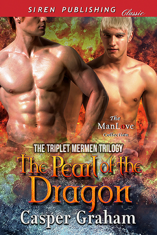 The Pearl of the Dragon (The Triplet Mermen Trilogy #2)