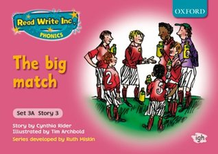 Read Write Inc. Phonics: Storybooks Set 3A (Pink). Mixed Pack of 5 (1 of each title)