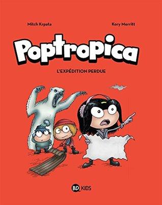 Poptropica, T02: L'expédition perdue