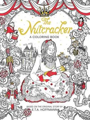 Classic Coloring: Nutcracker