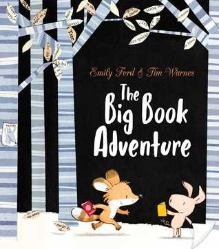 The Big Book Adventure by Emily Ford