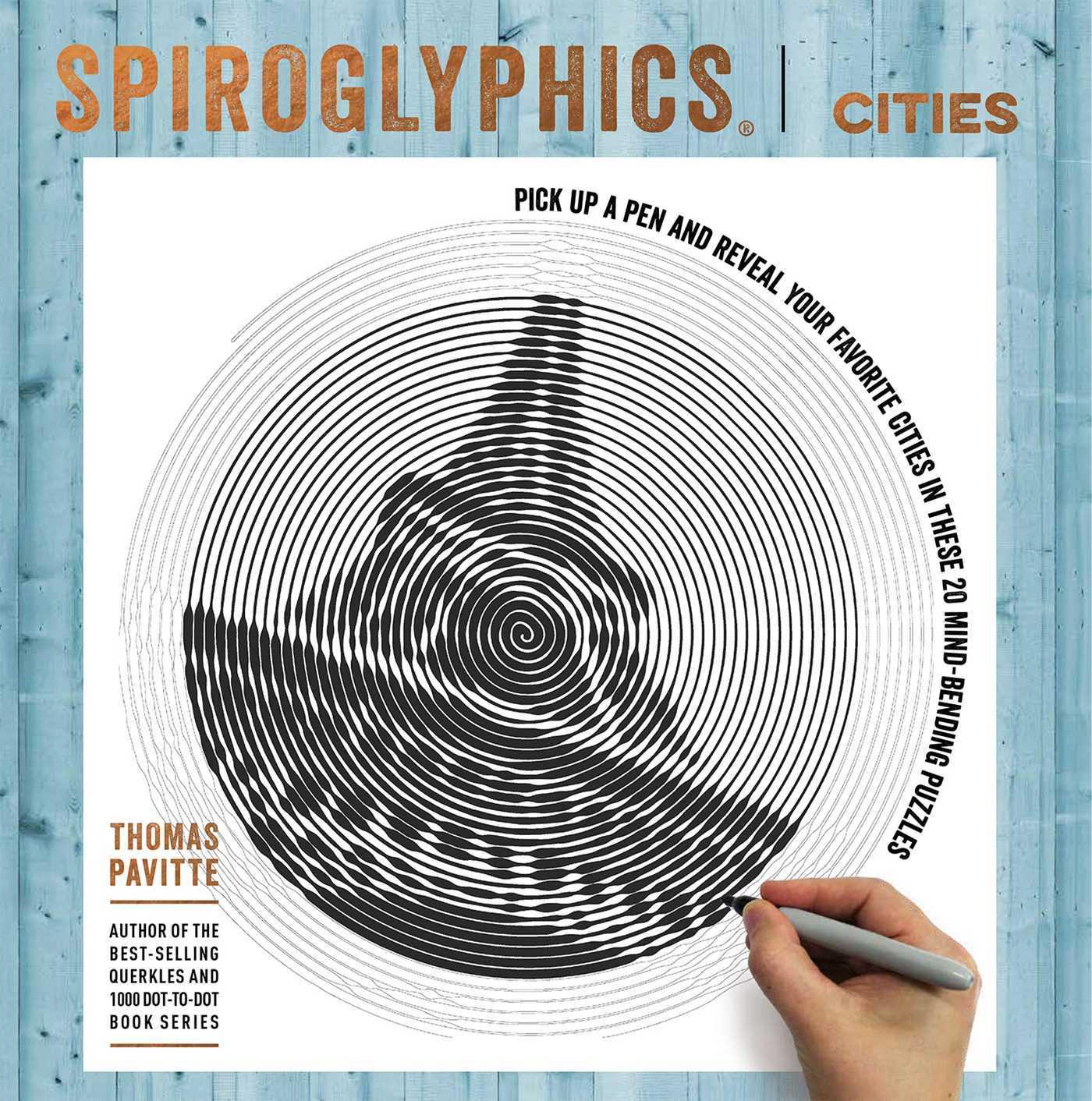 Spiroglyphics: Cities