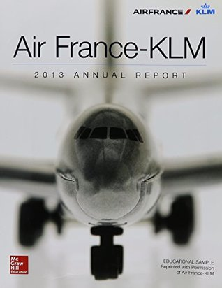 Airfrance Klm -2013 Annual Report
