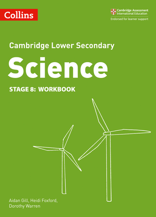 Lower Secondary Science Workbook: Stage 8