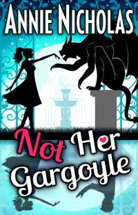 Not Her Gargoyle (Not This, #4)