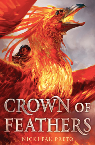 Image result for crown of feathers
