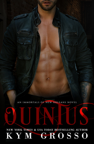 Quintus (Immortals of New Orleans, #9)