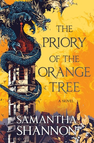 The Priory of the Orange Tree Goodreads cover