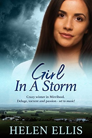 Girl in a Storm