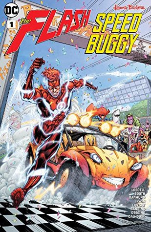Flash/Speed Buggy Special (2018) #1
