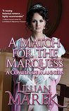 A Match for the Marquess: A Comedy of Manners (Victorian Adventures)