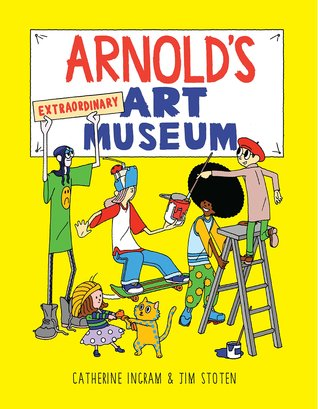 Arnold's Extraordinary Art Museum 978-1780678634 PDF MOBI