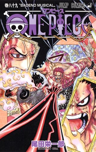 ONE PIECE 89 (One Piece, #89)