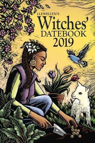 Llewellyn's 2019 Witches' Datebook (Annuals - Witches' Datebook)