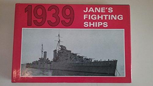 Jane's Fighting Ships 1939