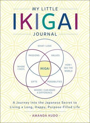 My Little Ikigai Journal: A Journey Into the Japanese Secret to Living a Long, Happy, Purpose-Filled Life