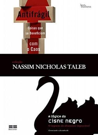 Nassim Nicholas Taleb (2 ebooks juntos)