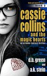 Cassie Collins and the Magic Hearts #3 (Theme Park Mysteries Series 1)