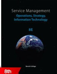 Service management operations strategy information technology by service management operations strategy information technology by james a fitzsimmons fandeluxe Choice Image