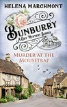 Book cover for Bunburry - Murder at the Mousetrap: A Cosy Mystery Series. Episode 1 (Countryside Mysteries: A Cosy Shorts Series)