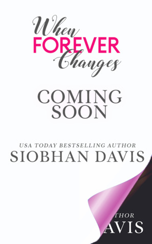 When Forever Changes Siobhan Davis