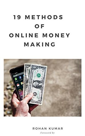 19 Methods Of Online Money Making