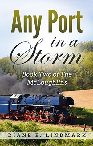 Any Port in a Storm (The McLoughlins Book 2)