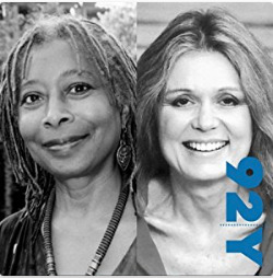 Alice Walker in Conversation with Gloria Steinem at the 92nd Street Y