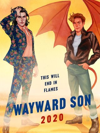 Image result for wayward son book