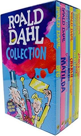 Ronald Dahl Collection: 8 Book Box Set