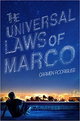 3 Reasons To Read…The Universal Laws of Marco by Carmen Rodrigues