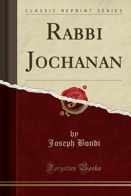 Rabbi Jochanan