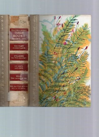 Reader's Digest Condensed Books - Autumn, 1963: The Tilsit Inheritance; Stranger to the Ground; Of Good and Evil; When the Legends Die; The Battle of the Villa Fiorita