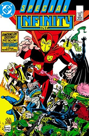 Infinity, Inc. Special (1987) #1 (Infinity Inc. (1984-1988))
