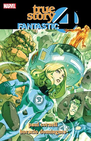 Fantastic Four: True Story