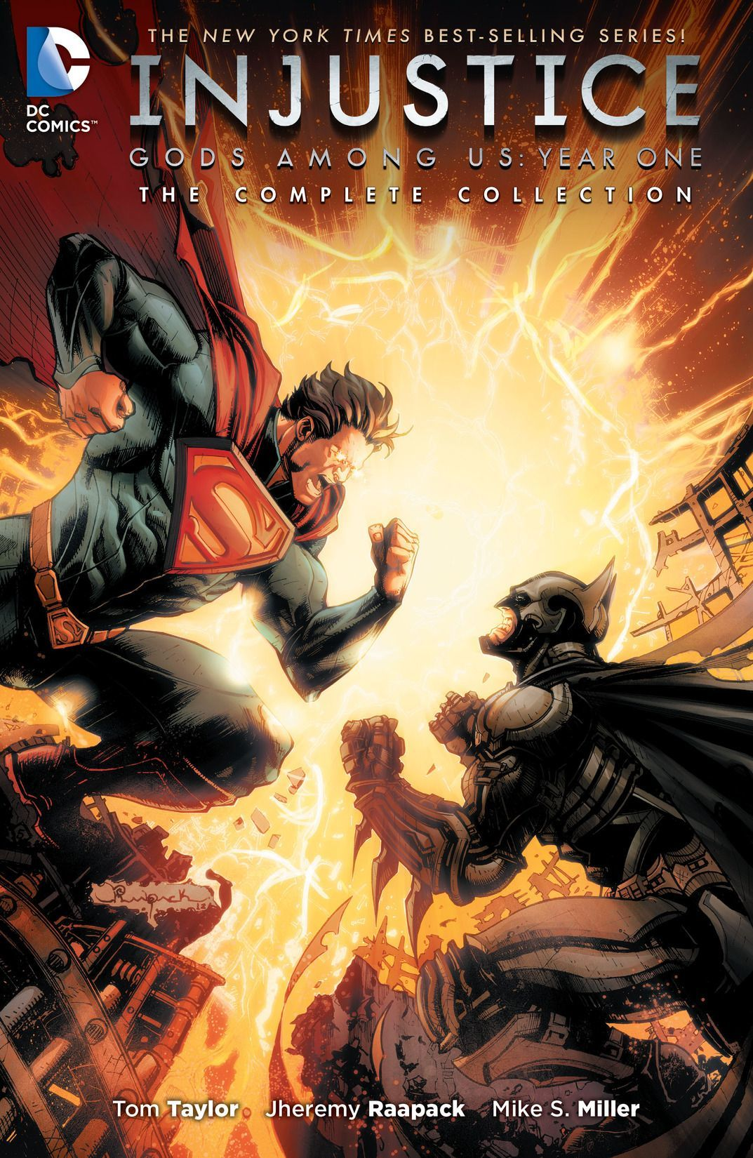 Injustice: Gods Among Us: Year One The Complete Collection