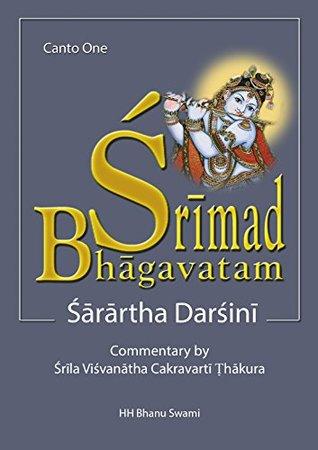 Śrīmad Bhāgavatam, First Canto: with Sārārtha-darśinī commentary