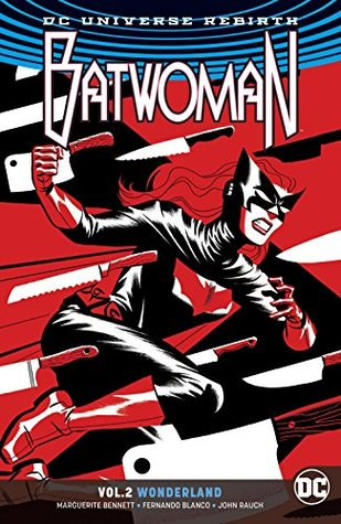 Batwoman (2017-), Vol. 2: Wonderland