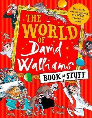 The World of David Walliams. Book of Stuff