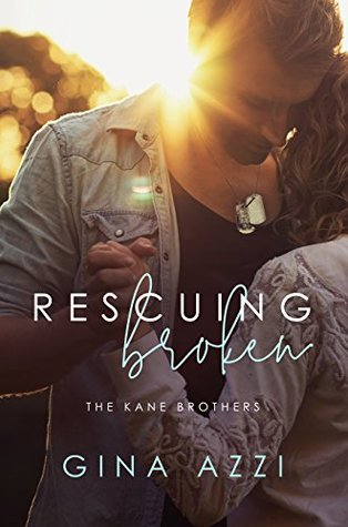 Rescuing Broken by Gina Azzi