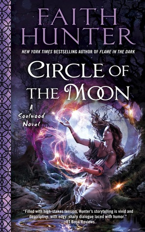 Review: Circle of the Moon by Faith Hunter