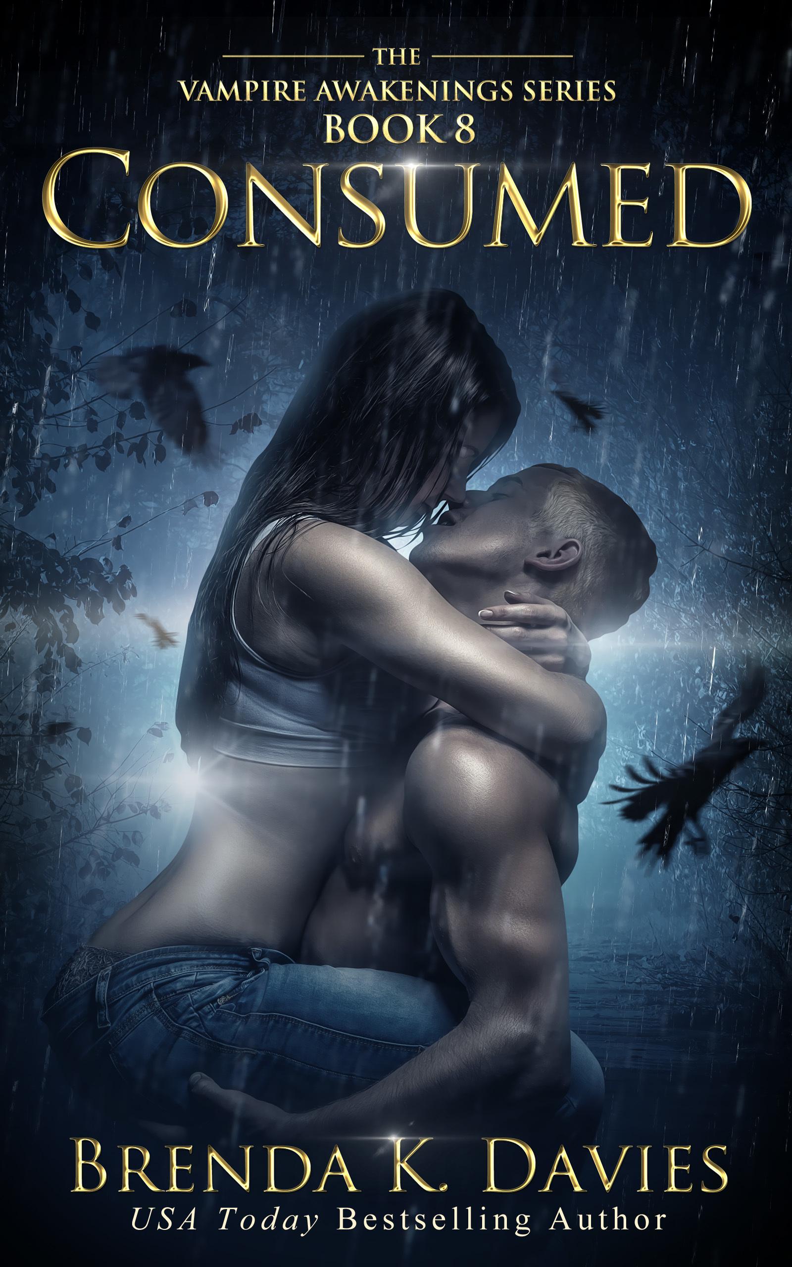 Consumed (Vampire Awakenings, Book 8)