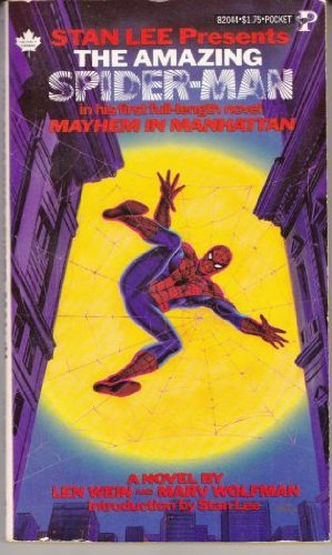 The Amazing Spider-Man: Mayhem in Manhattan (Marvel Novel Series, #1)