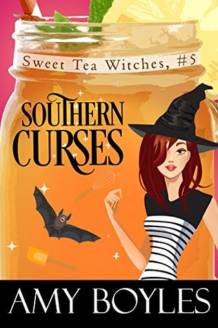 Southern Curses (Sweet Tea Witch Mysteries #5)