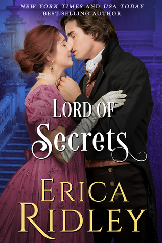 Lord of Secrets (Rogues to Riches, #5)