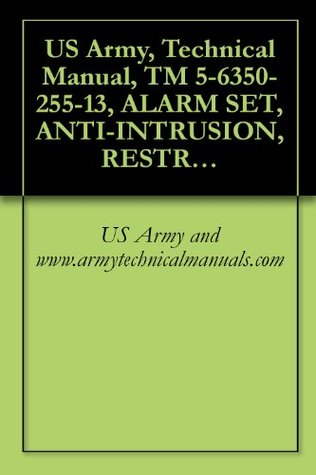 US Army, Technical Manual, TM 5-6350-255-13, ALARM SET, ANTI-INTRUSION, RESTRICTED AREA, MINISID III, AN/GSQ-154, V, (NSN 6350-00-182-7653), AND AN/GSQ-154A(V)