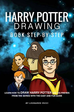 Harry Potter Drawing Book Step By Step Learn How To Draw Harry