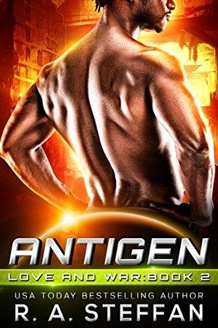Antigen (Love and War, #2)