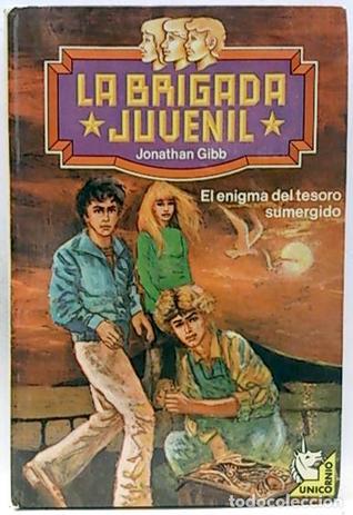 La brigada juvenil #1: El enigma del tesoro sumergido